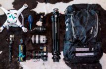 niseko-photogrpahy-equipment