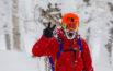 Chris Rubiens skiing at Rusutsu