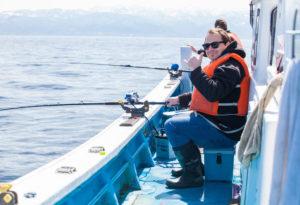 hokkaido japan sea fishing ocean boat