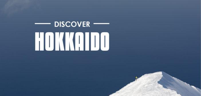 discover hokkaido web header