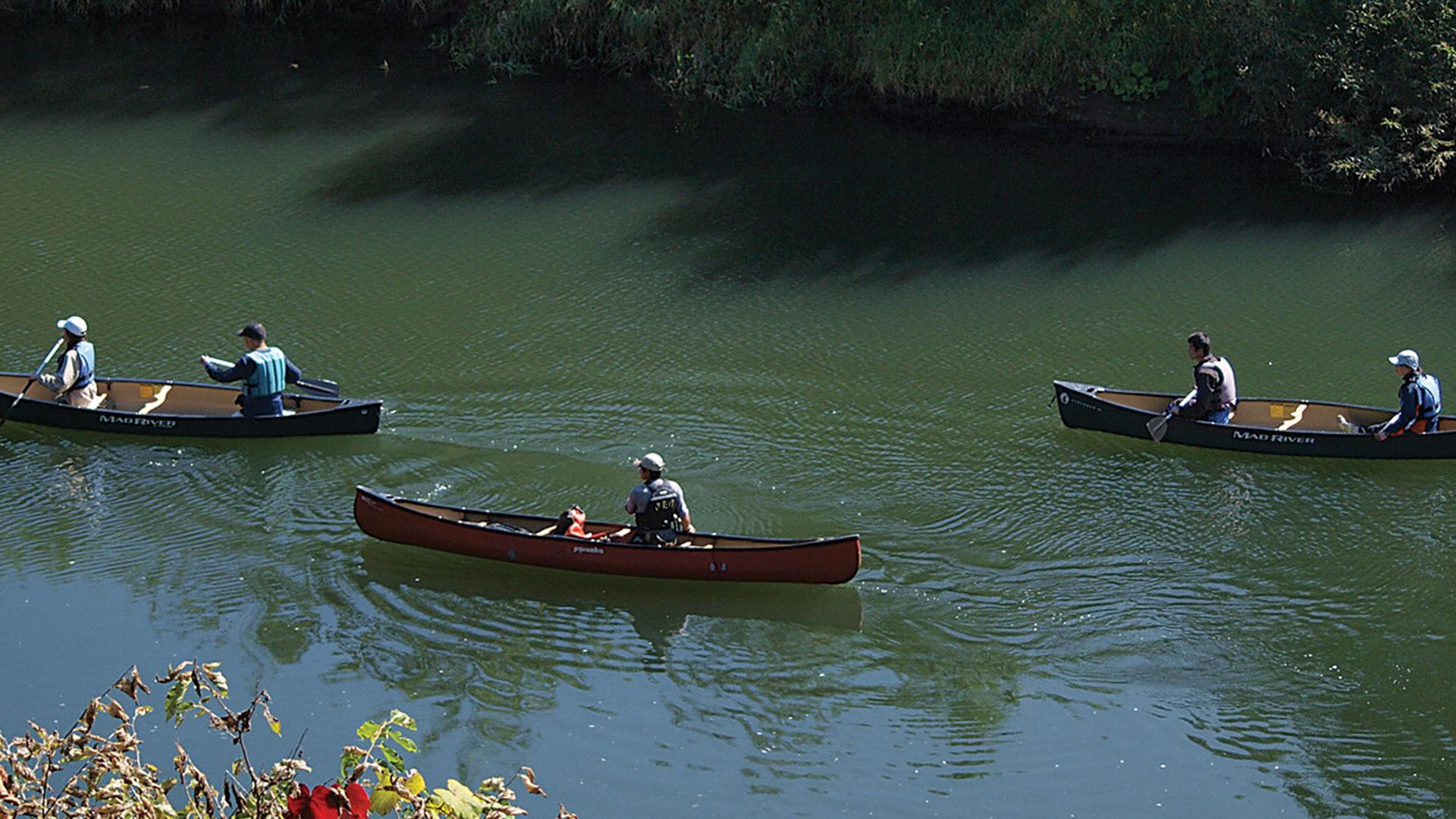 niseko-canoeing