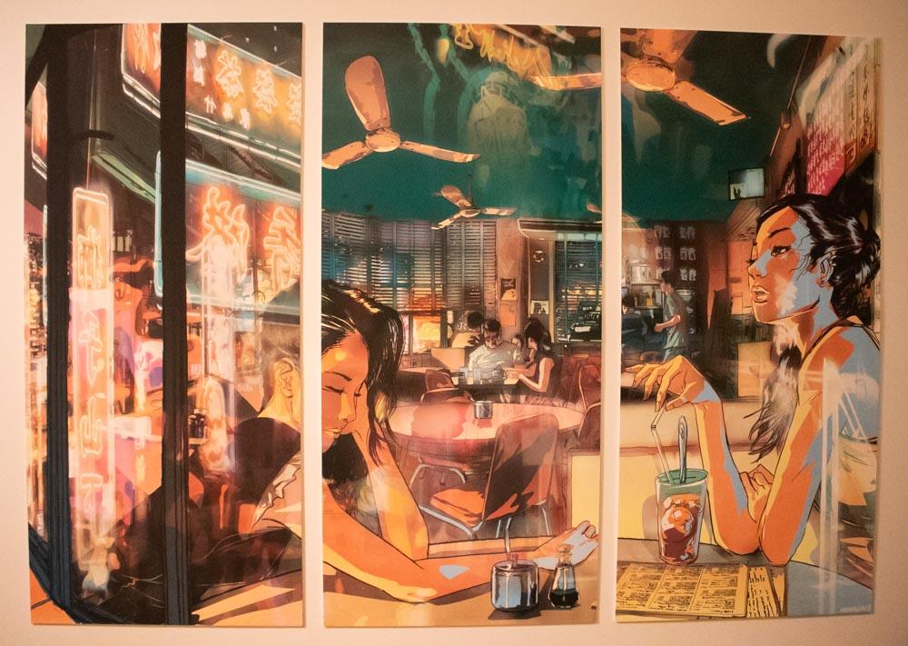 Tomo Niseko Artwork