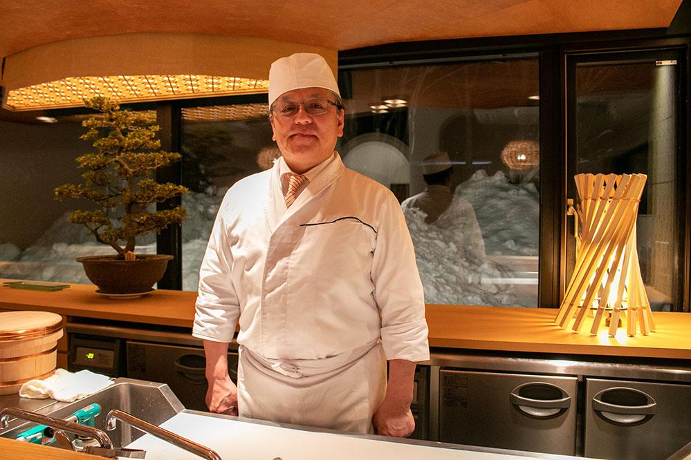Sushi Kato JJ