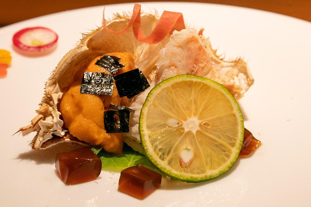 Sushi Kato Crab